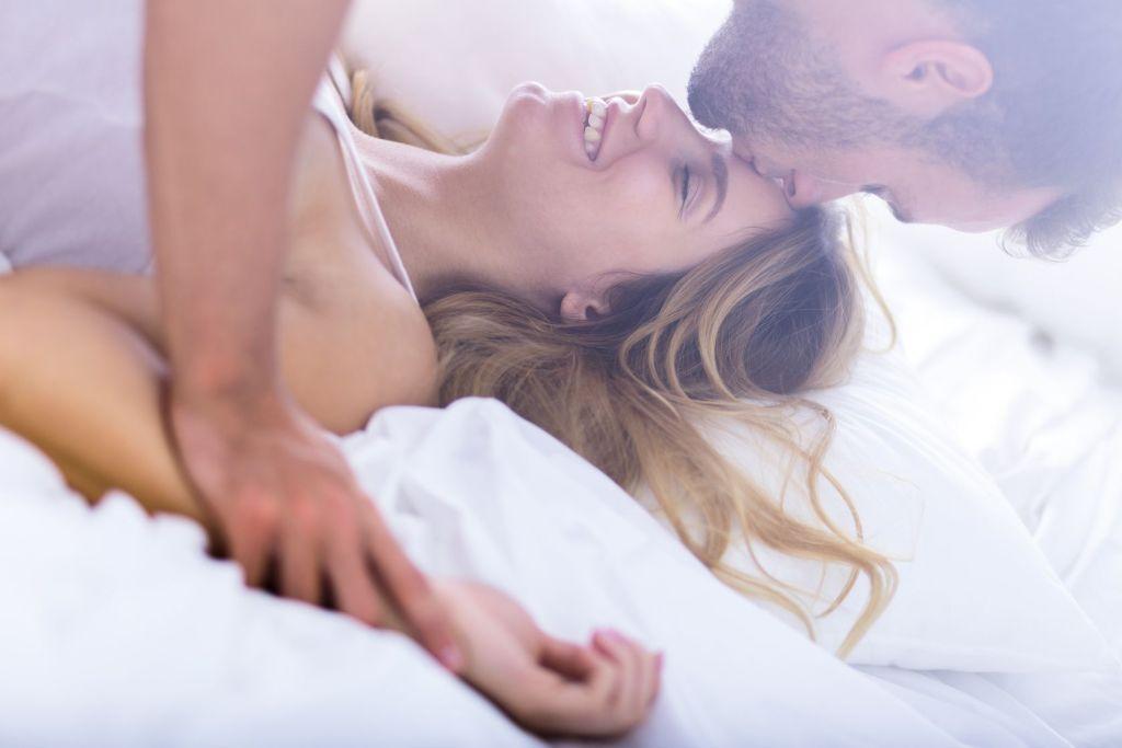 頻繁にセックスするカップル
