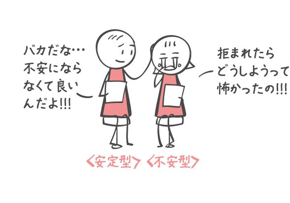 幸せな恋愛の秘訣は愛着タイプ!