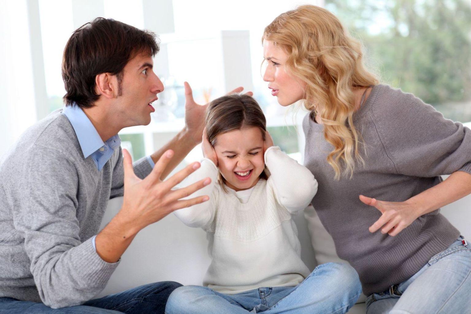 親の姿を見て子は育つ!親が離婚すると子供も離婚しやすい理由