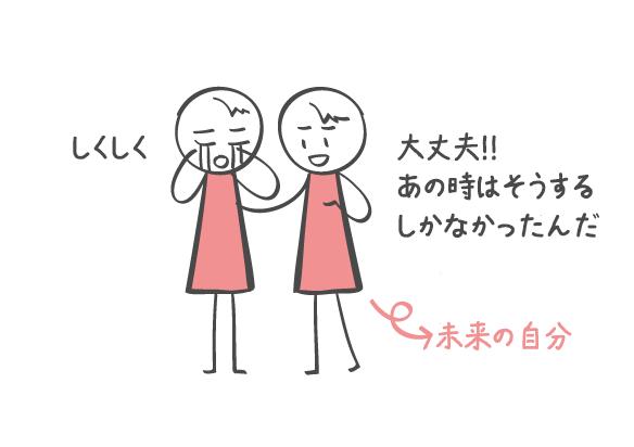 後悔しない恋愛を!