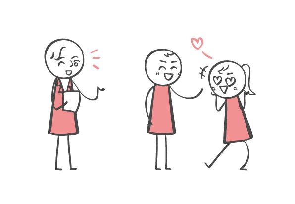 彼女を褒める時の注意点
