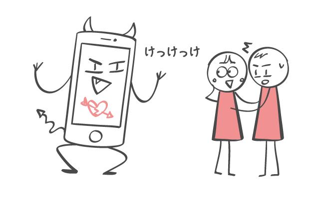 携帯が及ぼす悪影響