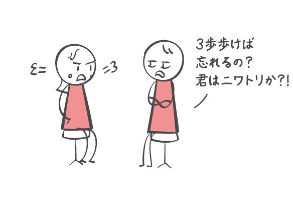 喧嘩が悪化する冗談