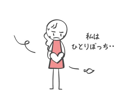 ひとりぼっち