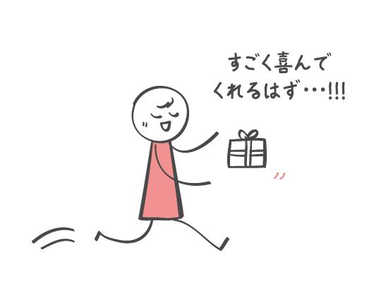 恋人へのプレゼント