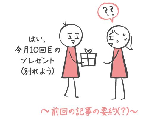 恋人にあげるべきプレゼント