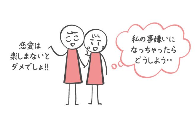 高校生の恋愛事情