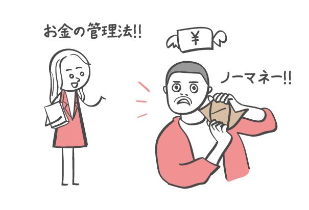 結婚後のお金の問題