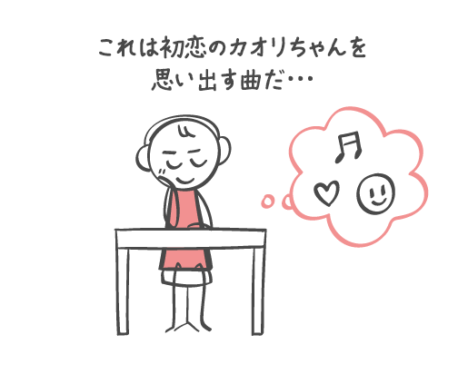 音楽と記憶